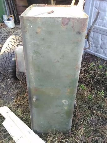 Топливный бак маз. камаз 200 литров