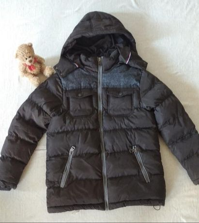 Зимняя куртка grace на 11-12 лет / 152 см