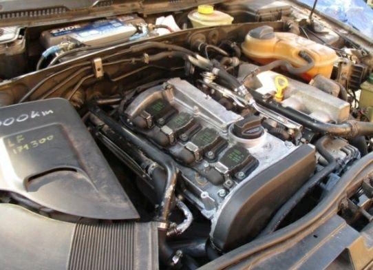 Продам двигатель 1.8 WAG