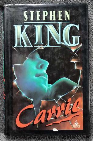 Stephen King - Carrie - wydanie Prima
