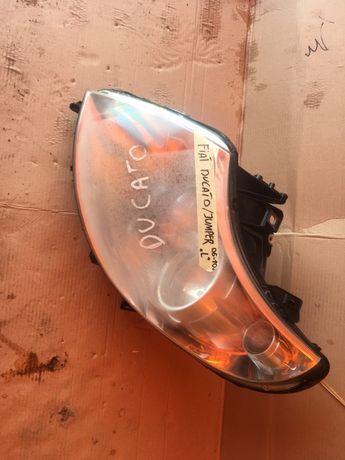 Przednia Lewa Lampa Fiat Ducato 06-10r
