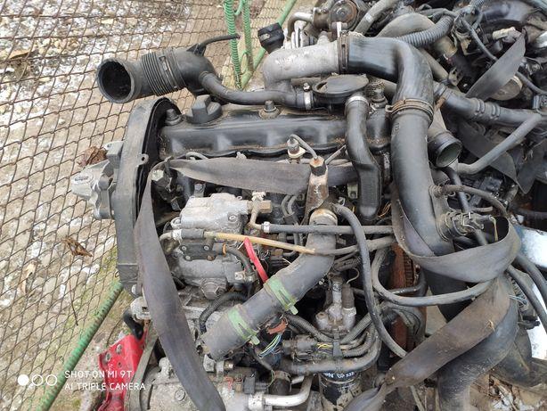 Мотор взборі 1.9 tdi AHU 66kw vw audi seat двигатель всборе