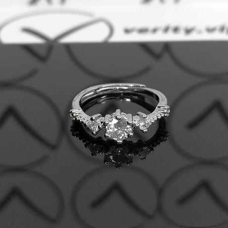 Красивое кольцо серебро 925. На подарок. Лучший знак внимания
