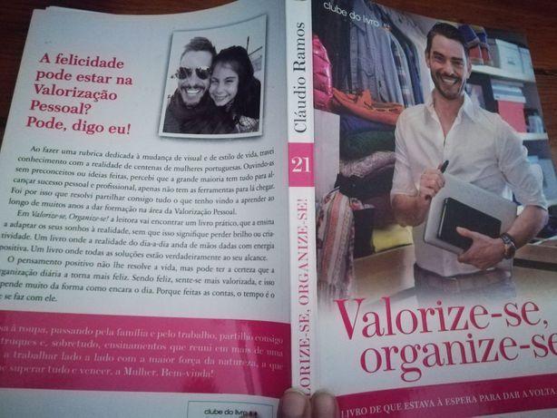 """Valorize-se, Organize-se"" de Claudio Ramos"