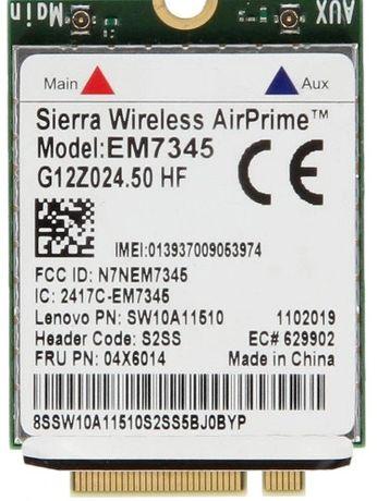 Modem LTE EM7345