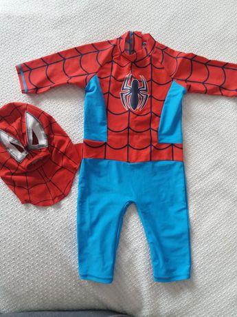 Strój karnawałowy - Spiderman