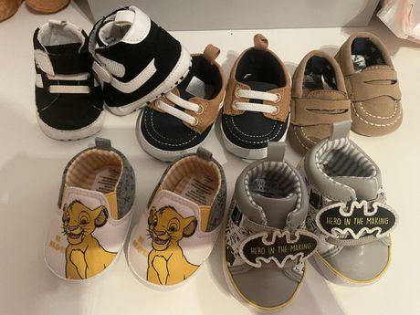 Sapatinhos de bebe 0/3 meses