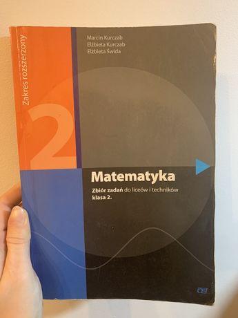 Matematyka 2 - zbiór zadań (zakres rozszerzony)
