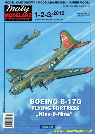 B-17 Flying Fortress z M. M.