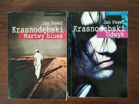 """Książki: J.P. Krasnodębski """"Martwy blues"""", """"Odwyk"""""""