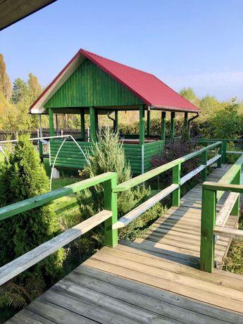 Продажа загородная ферма, дом отдыха, сельский туризм, дача