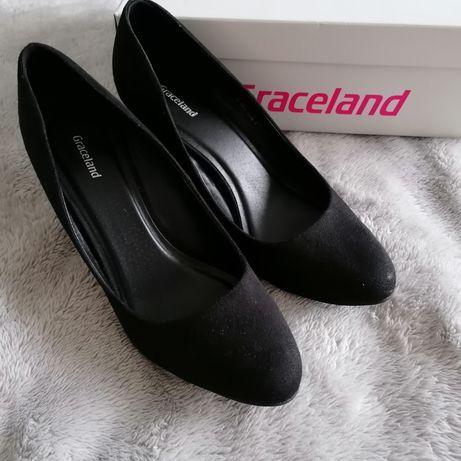 Buty zamszowe 39 Graceland