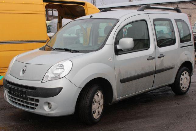 Запчасти Renault Kangoo 2008-2017 Рено Кенго разборка розборка шрот