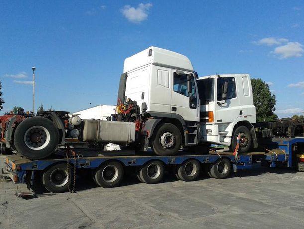 SKUP ciężarówek MERCEDES 814, 817, 1017, 1022, 1217, 1222, 1617, itd