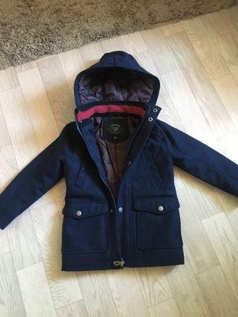 Куртка теплючая брендовая