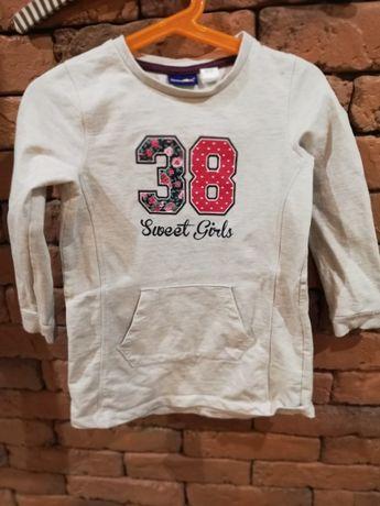 Bluza firmy Lupilu w rozmiarze 98/104cm