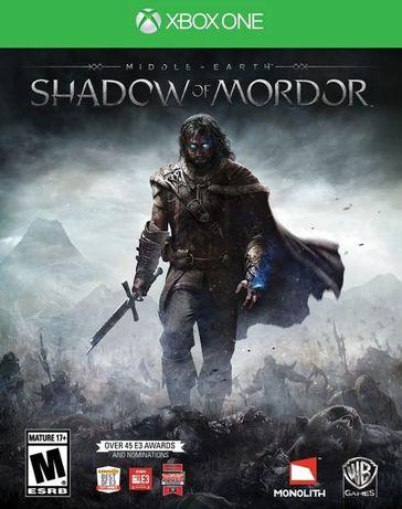 Gra Shadow of Mordor XONE - używana