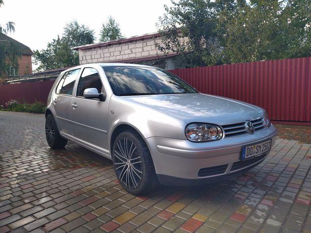 Volkswagen golf 4 2003 1.6B свіжопригнаний