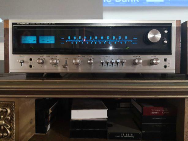 Okazja 1974-76 PIONEER SX-1010 mocny 640W ciezki 23kg kosztował 3000DM