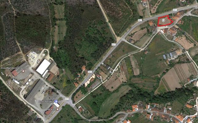 Terreno Urbano Poiares 1500m2