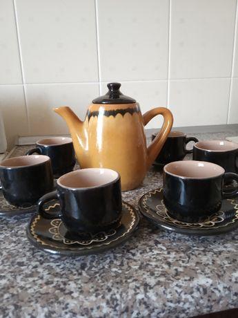 Новые керамические сервизы для чая /кофе и набор для вина-водки