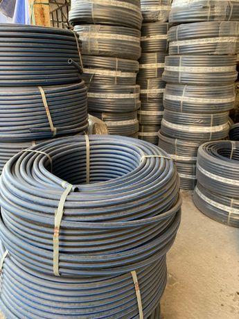 Продам трубы шланг водопроводные ПЕ пластиковые для полива О