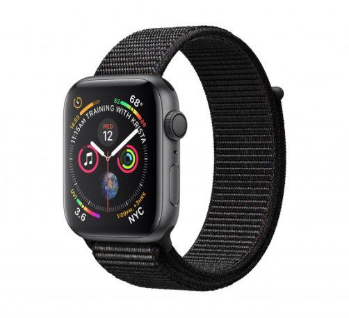 Apple Watch 4 44mm szary EKG GPS gwarancja