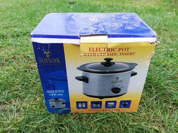 Elektryczny garnek Wkład ceramiczny 1.5L