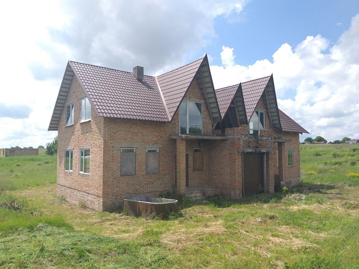 """с.Лище!Будинок на 2 сім'ї ,""""ДУПЛЕКС"""", по 140м,12 сот! 27500торг!"""