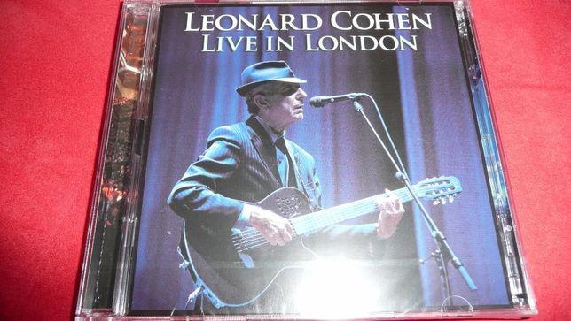 Leonard Cohen Live in London Nowa, folia