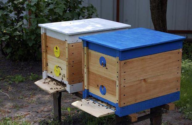 Вулик, улей для пчел, пасека, рамки, мед, купить улья