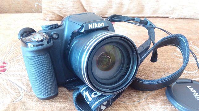 aparat foto Nikon Coolpis P530 (obserwuje az 9 osób)