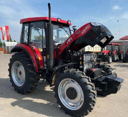 Трактор YTO EX 804 - в наличии 2020 г. по старой стоимости. Заказывай.