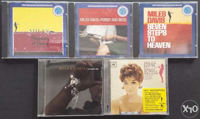 CD Miles Davis Jazz