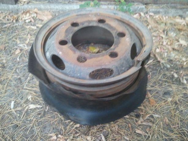 диск колёсный фав 1051-1061 с флипером