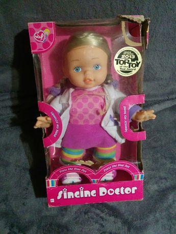 Кукла-доктор поющая на анг. языке