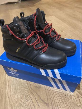 Новые Ботинки зимние Adidas Blauvelt 40р теплые