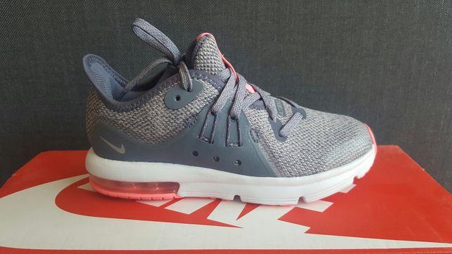 Nike Air Max Sequent Rozmiar 27.5 i 30 Nowe