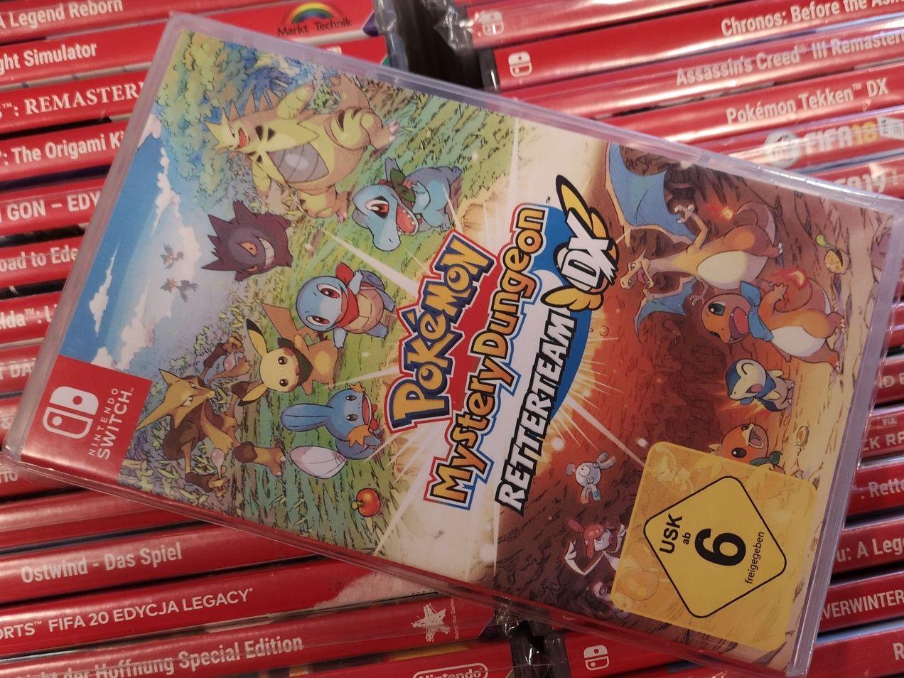 Pokemon Mystery Dungeon Gra Nintendo Switch Sklep Ursus