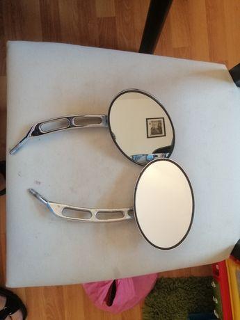 Par de Espelhos Originais Keeway Superlight 125