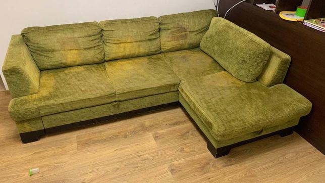 !!!СРОЧНО!!! Продам угловой диван