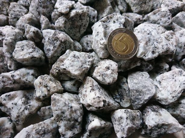 Grys granitowy PŁUKANY WORKI/luz Dalmatyńczyk 8-16mm 16-22mm