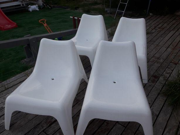 Krzesla ogrodowe 2sztuki Ikea PS VAGO cena za oba