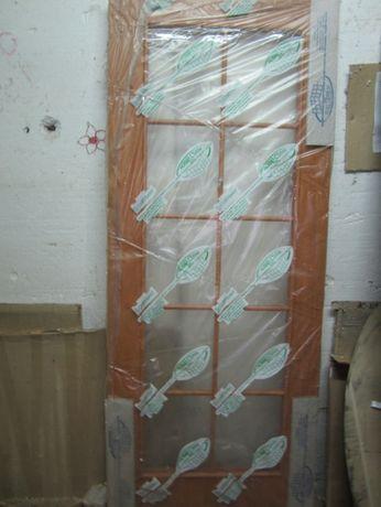 дверное полотно межкомнатная дверь под стекло