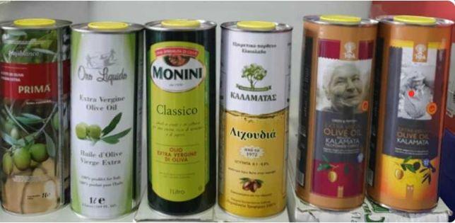 Оливкова олія 1 л. Оптом.