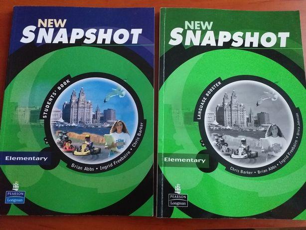New Snapshot Elementary - Students' Blok i Language Booster