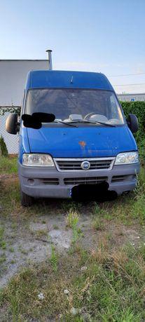Fiat ducato 2003 rok typ 244