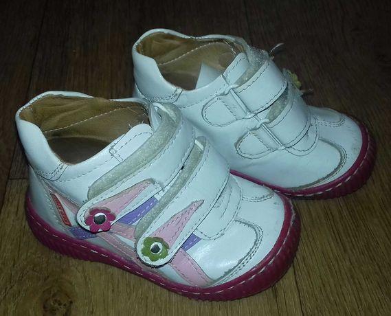 Ботиночки (21 размер. Кожа)