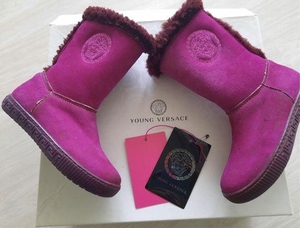Сапоги уги Versace Gucci Dolce&Gabbana оригинал