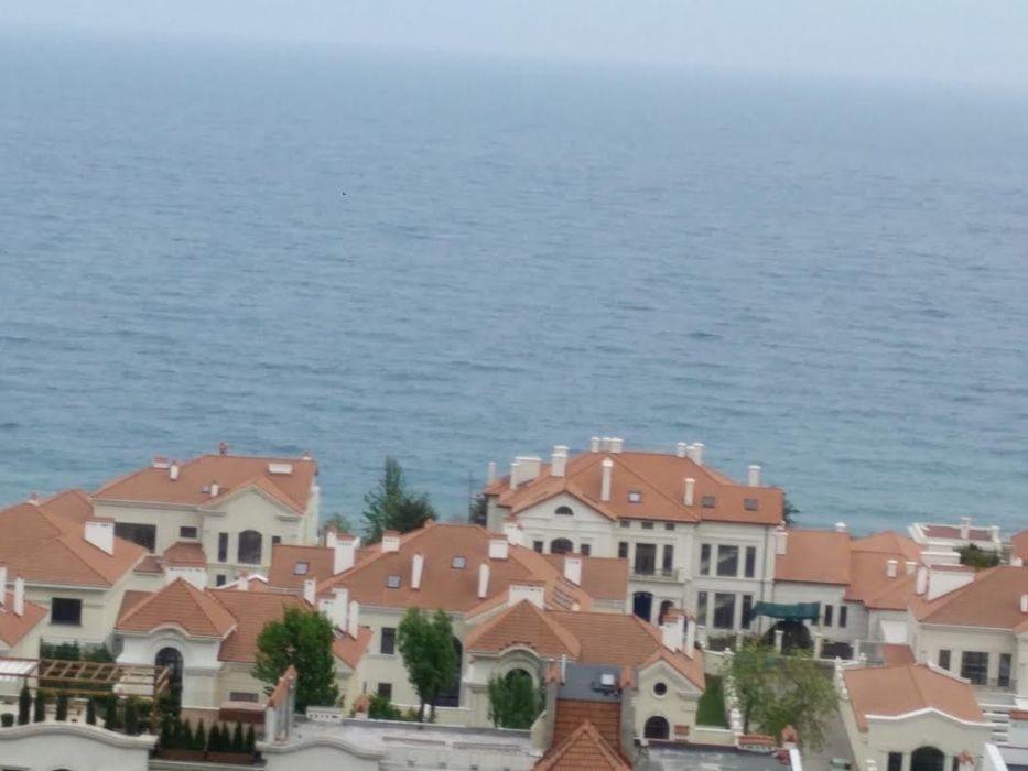 Аркадия,шикарный вид моря,терраса,Французский бульвар 60,посуточно-1